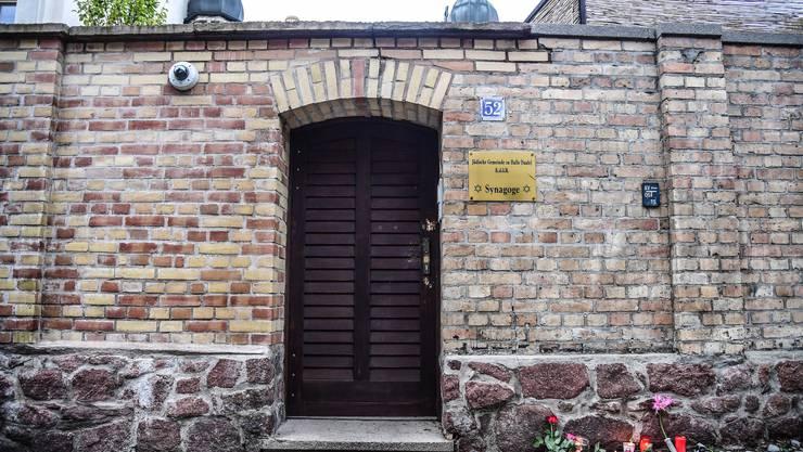 Diese Synagoge war Ziel des Angriffs.