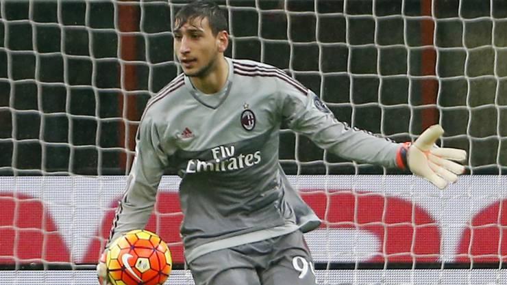 Gianluigi Donnarumma will nicht bei Milan bleiben