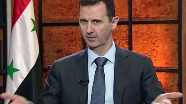Syrischer Machthaber Baschar al-Assad (Archiv)