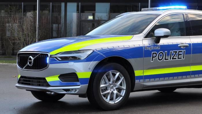 Insgesamt, berichtet die Regionalpolizei Bremgarten, sei das Jahr für sie eher ruhig verlaufen. (Symbolbild)