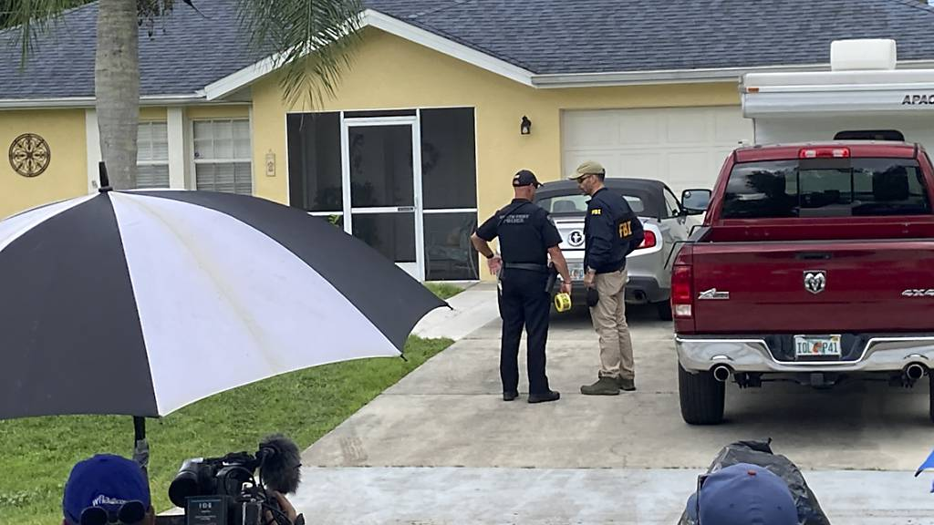 Polizei durchsucht Elternhaus des Freundes von Gabby Petito