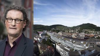 Stadtammann Geri Müller will Baden mit Neuenhof und Ennetbaden fusionieren.
