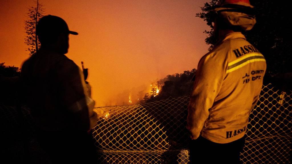 Brände in Kalifornien wüten weiter – weniger Rauch in San Francisco