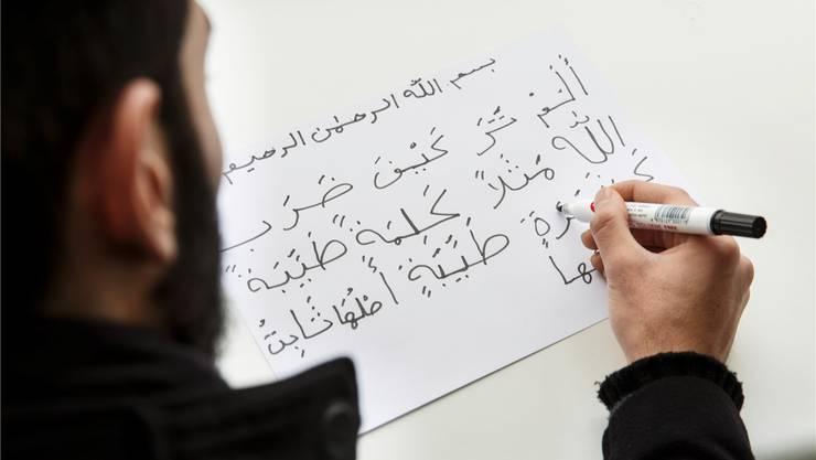 Es sei die Pflicht der Gläubigen, die Güte Gottes und seiner Botschaft zu verbreiten – heisst es im Koran. Diese Aufforderung ist für Asmar* von zentraler Bedeutung.