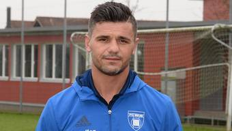 Mica Dedic hat vor dreieinhalb Jahren als Spielertrainer in Sins begonnen und wirkt seither mit beachtlichem Erfolg.