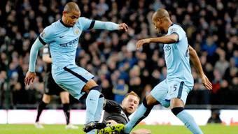 Erstmals nach neun Siegen nur ein Unentschieden: Manchester City