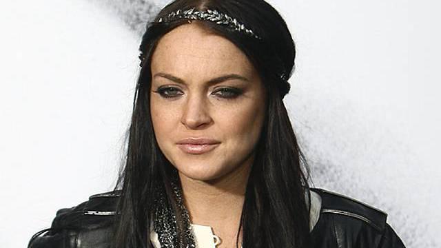 Lindsay Lohan: auf Schritt und Tritt verfolgt (Archiv)