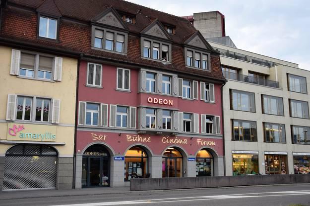 Das Kulturhaus Odeon in Brugg wird 20 Jahre alt