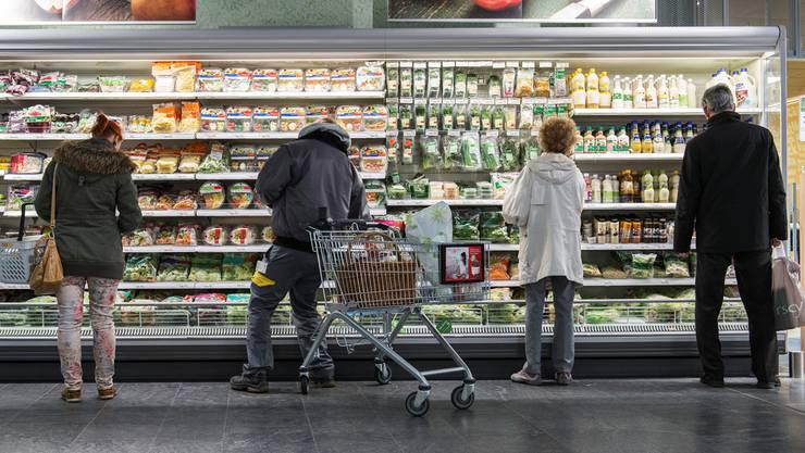Friede, Freude, Leisi-Kuchen: Coop will schon bald wieder alle Nestlé-Produkte verkaufen.Christian Beutler/Keystone