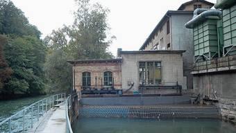 Das Kraftwerk Oederlin wird nach 162 Jahren abgestellt.