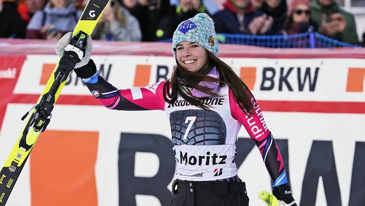 15 Jahre als professionelle Skirennfahrerin sind genug: die 30-jährige Liechtensteinerin Tina Weirather tritt zurück