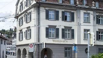 Sitz der St. Galler Privatbank