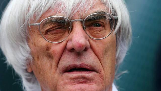 Bernie Ecclestone muss in München vor Gericht (Archivbild)