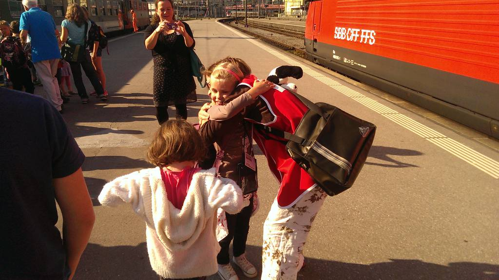 Kinderhüten in Zug am teuersten