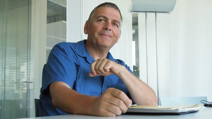 Lucas Neff will für die Grünen in den Dietiker Stadtrat