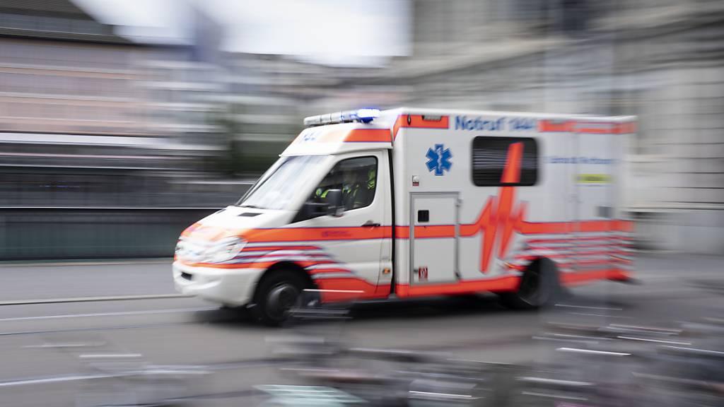 74-Jähriger bei Töffunfall in Gähwil tödlich verletzt