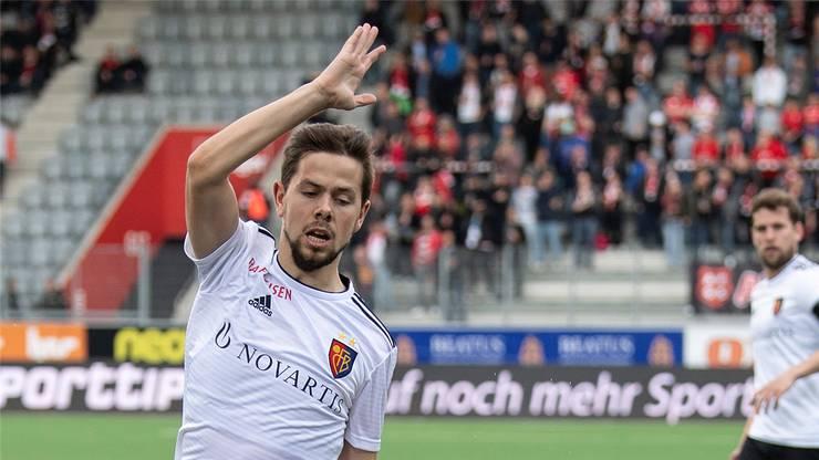 Yves Kaiser verlängert seinen Vertrag vorzeitig bis 2021.