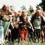 Die Bewohner des bekannten gallischen Dorfes, welches sich seit jeher gegen die römische Übermacht wehrt.