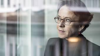 Eine neue Perspektive: Eva Herzog steht vor dem Sprung nach Bundesbern.
