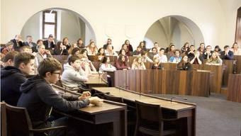 Die Anliegen und Ideen werden am Jugendpolittag in Solothurn vorgestellt. (Archiv)