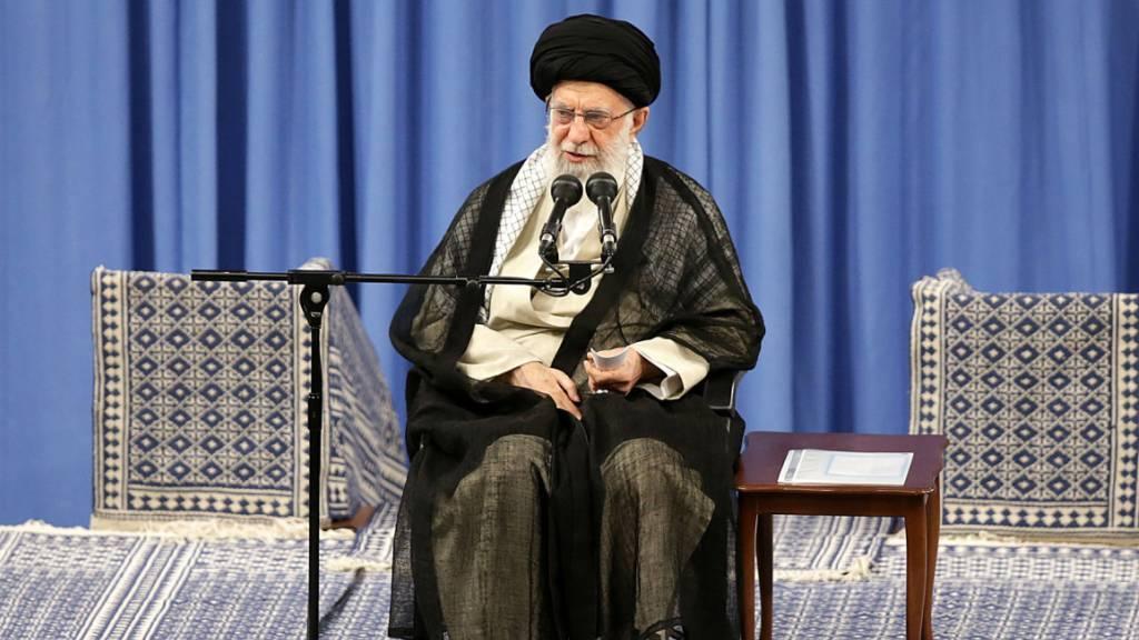 Iran plädiert für friedliche Konfliktlösung im Irak