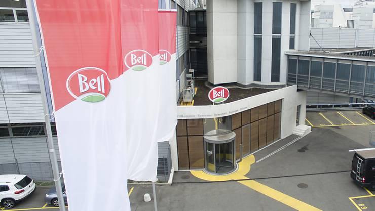 Bell kauft im Convenience-Bereich weiter zu: Nun  will der Fleischverarbeiter den Nahrungsmittelhersteller Hügli übernehmen. (Archiv)