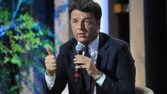 Daumen hoch auch von Italiens Premier Matteo Renzi: «Das Konsumwachstum im Juli ist ein weiteres Zeichen dafür, dass Italien wieder in Schwung kommt.»