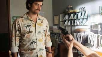 """Locken für Netflix neue Kunden an: Serien wie """"Narcos"""". (Archivbild)"""