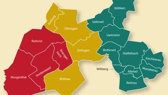 So sieht der Plan des Verbandes Wirtschaft Region Zofingen aus.