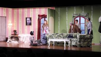 Theater Grüsse aus Moskau