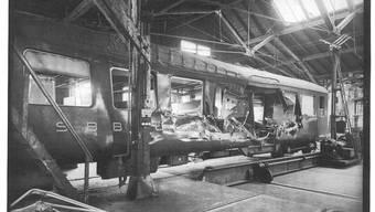 SBB Historic: Hauptwerkstätte Olten