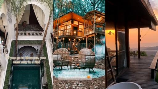 Fernweh? 11 spezielle Übernachtungsorte für Reisefüdli