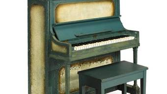 "Das Klavier aus dem Film ""Casablanca"""