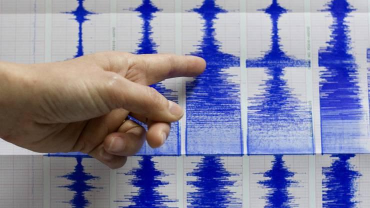 Das Erdbeben in den USA erreichte die Stärke 5,1 auf der Richterskala. (Symbolbild)