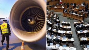 Die Swiss sponsert neu Parteien - die SP will auf das Geld der Fluggesellschaft verzichten