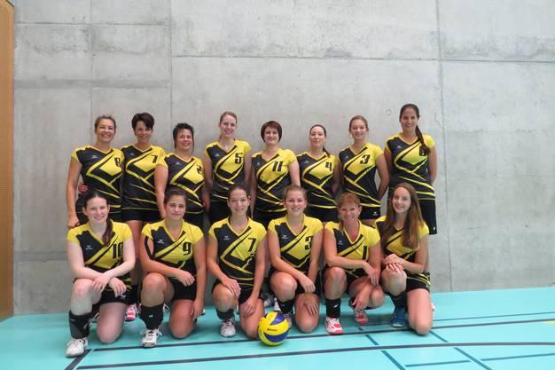 Das Damen 2-Team darf nächste Saison wieder in der 3. Liga antreten.