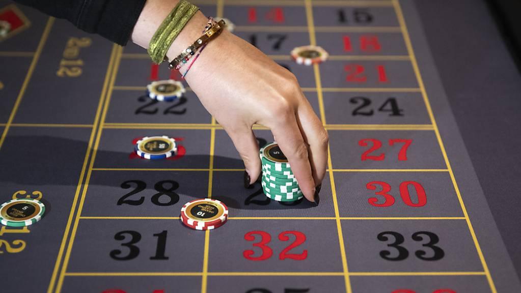 Casino-Chef von Baden fordert Massnahmen gegen illegale Online-Casinos. (Archivbild)