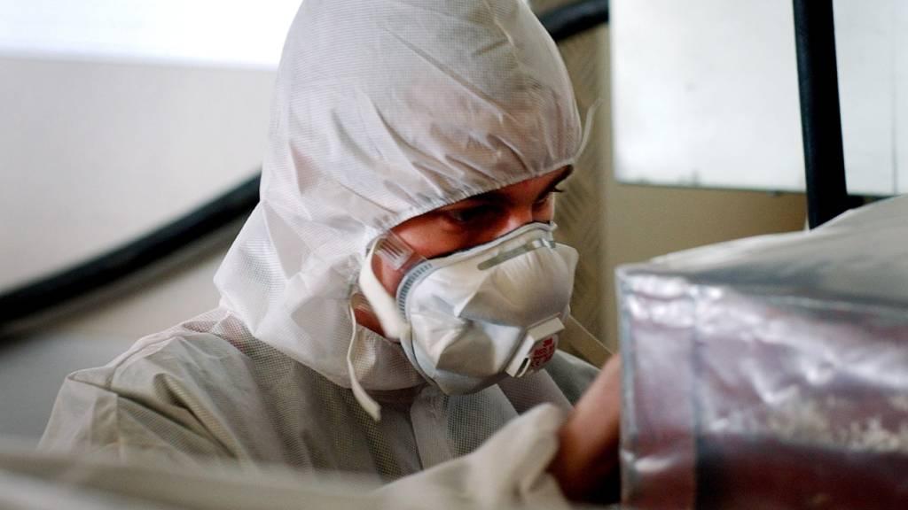 Tessiner Staatsanwaltschaft ermittelt in Asbest-Fällen