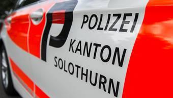 Die Polizei Kanton Solothurn führt wieder Informationsveranstaltungen durch. (Symbolbild)