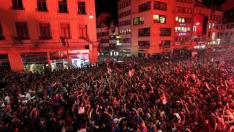 Der FCB kann den Barfüsserplatz bereits für die Meisterfeier reservieren
