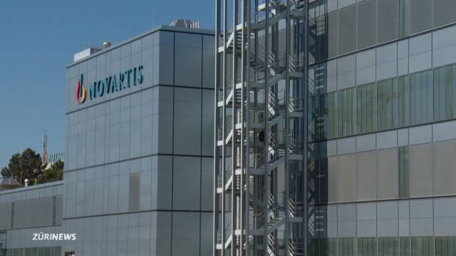 Novartis streicht 2000 Stellen