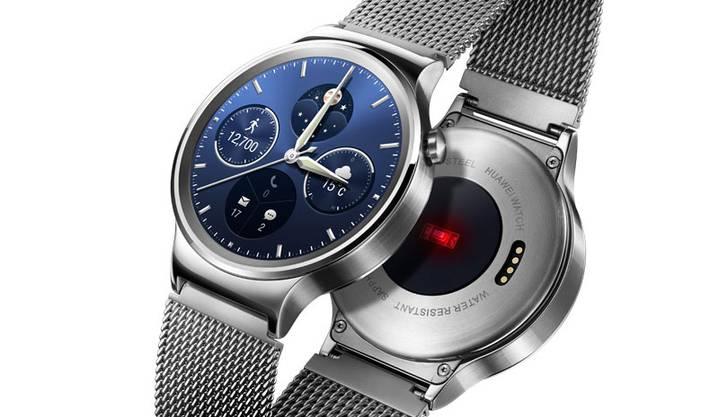 Die runde Smartwatch des chinesischen Herstellers kommt in zwei verschiedenen Varianten und wird in der Schweiz Ende September verfügbar sein. Ab Fr. 399.–.