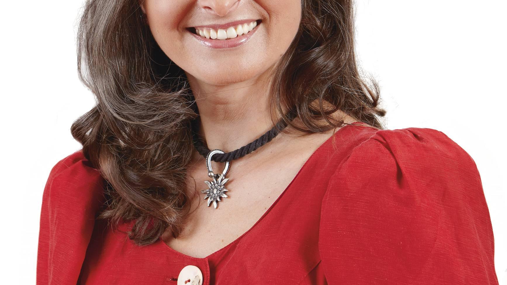 SVP-Nationalrätin Yvette Estermann ist pflichtbewusst