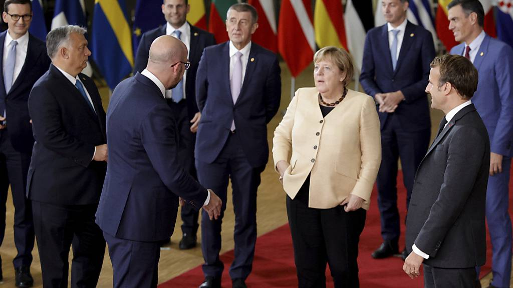 EU-Staaten uneins bei europäischen Massnahmen für bezahlbare Energie