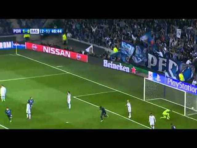 FC Porto - FC Basel: Alle Goals und Highlights.