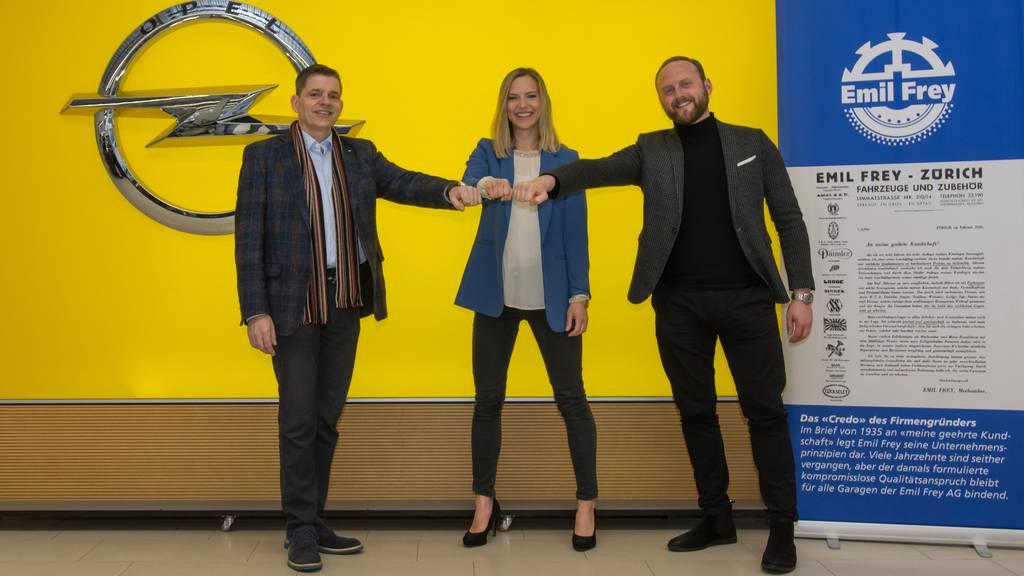 Emil Frey Zentralschweiz wird neuer Sponsor der Sendung Unterwegs auf Tele 1