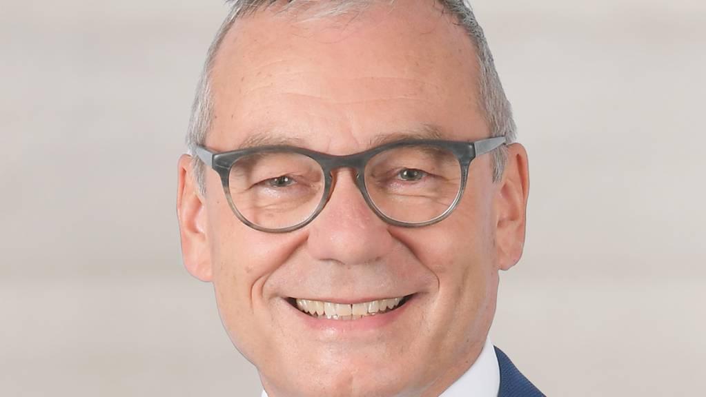Die Zürcherinnen und Zürcher schicken ihn für weitere vier Jahre nach Bern: Ruedi Noser (FDP). Seine Konkurrentin Marionna Schlatter (Grüne) hatte keine Chance gegen ihn. (Archivbild)