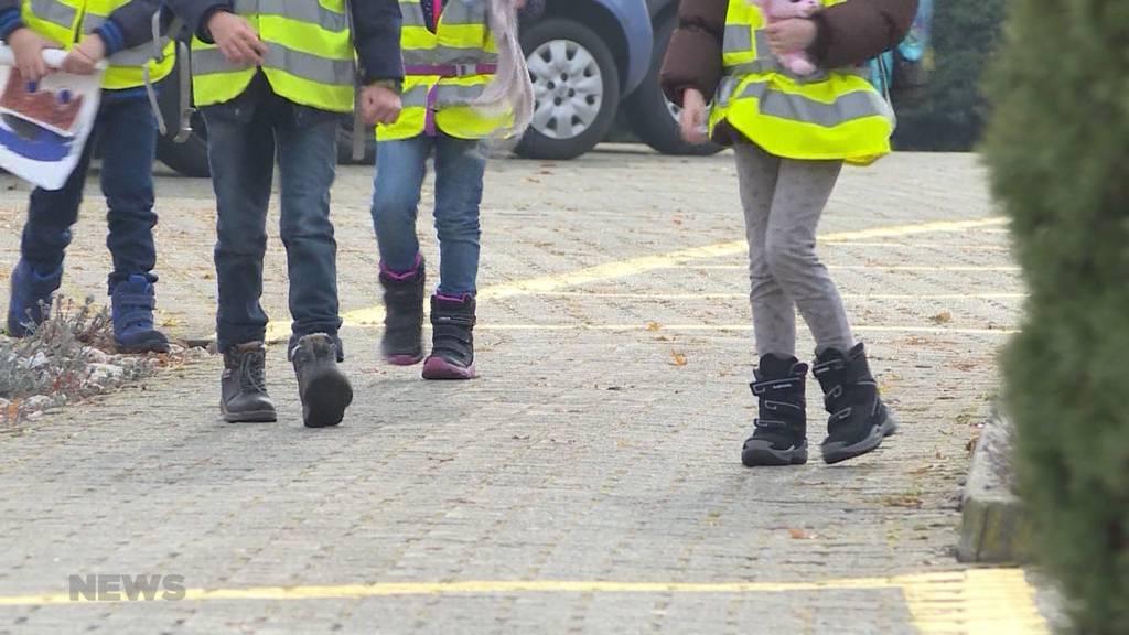 Schweizer Schulen ab Montag geschlossen
