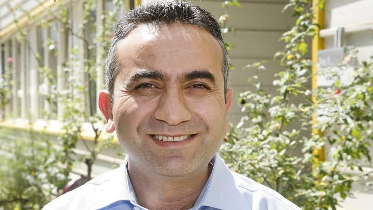 Der erste Nachrückende auf der letzten SP-Liste Mustafa Atici. Schafft er diesmal den Sprung nach Bern?