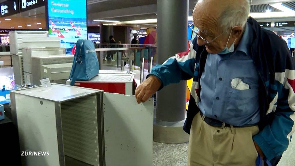 Swissair-Souvenirs: Auch 20 Jahre nach dem Grounding beliebt